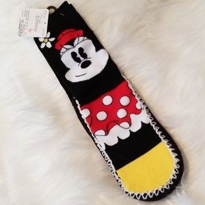 Mickey slipper socks